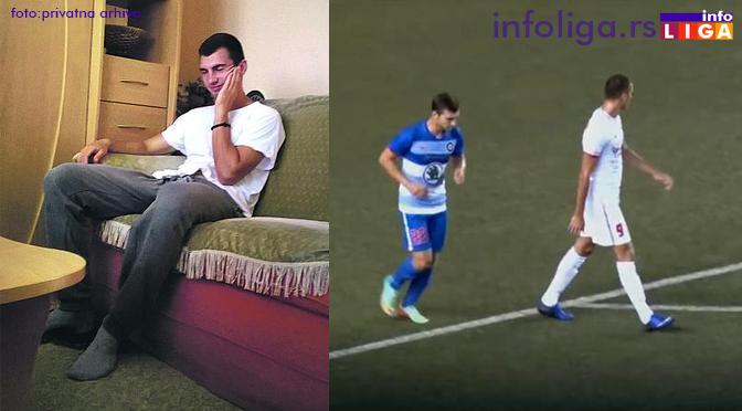 Fudbaler Borca otišao u manastir