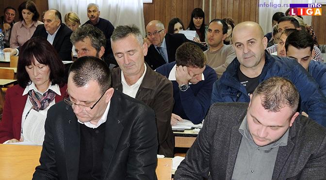 Zakazana sednca SO Ivanjica po skracenom postupku