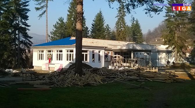 Završna faza izgradnje Dijaliznog centra