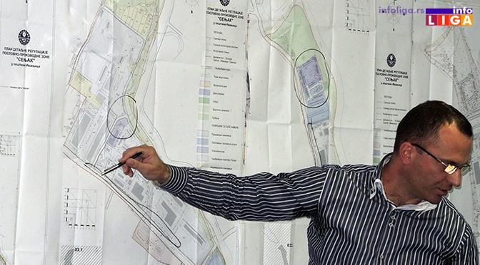 """Prezentacija plana proizvodno poslovne zone """"Senjak"""""""