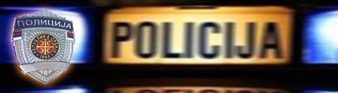 Policija o slučaju udarenog taksiste