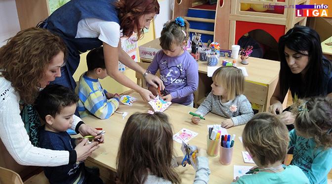 Velika radost za mališane u Lučanima
