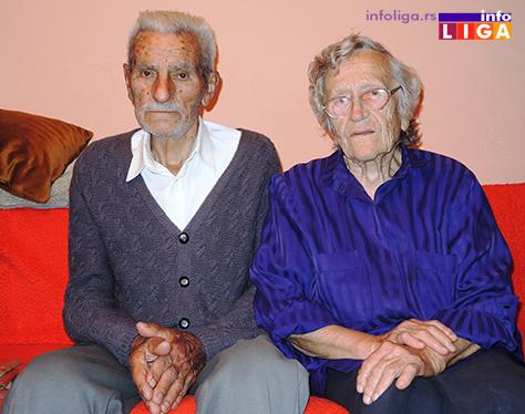 IL-72-godine-u-braku-Vojimir-i-Vujka-Tomicevic To je ljubav - 72 godine zajedno