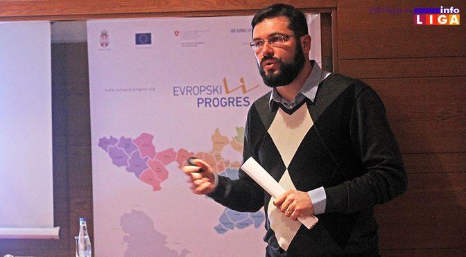 """Održan seminar za medije iz jugozapadne Srbije u okviru kampanje """"Evropa, to si ti"""""""