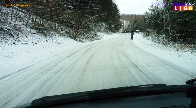 Kazne za vozila bez zimske opreme do 800.000 dinara
