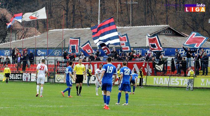 Ivanjičani dočekuju Vojvodinu u petak