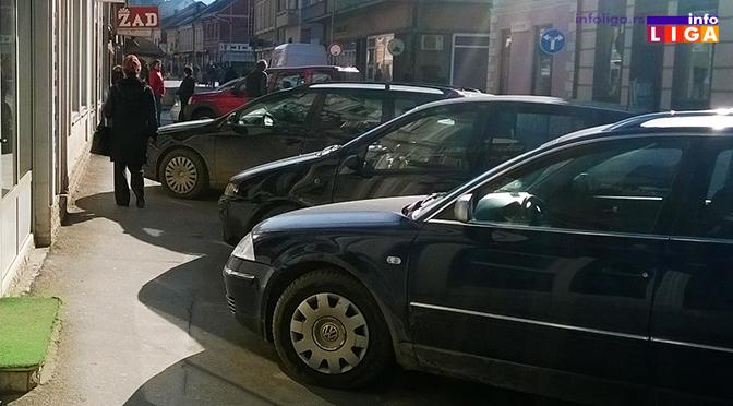 Od ponedeljka počinje naplata parkiranja i u plavoj zoni