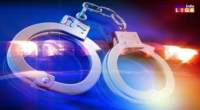 Uhapšena tri Kragujevčanina za krađe u Guči