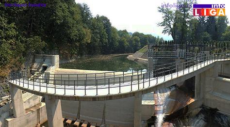 ILnapervodopad Obećani rokovi za rušenje pešačkog mosta na brani nisu ispoštovani