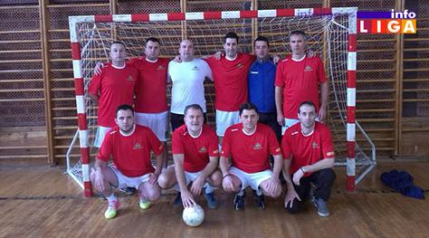 IL-KMF-GOLIJA Jubilej malog fudbala u Ivanjici - Luke prve, opštinari poslednji