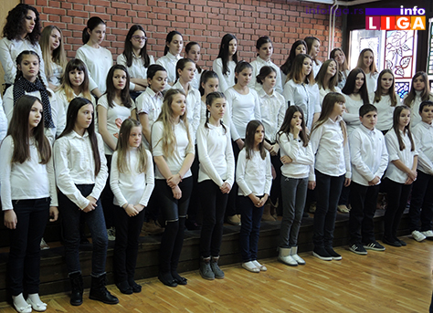 IL-OS-Sv.Sava-Hor2 Školska slava Sveti Sava (VIDEO)