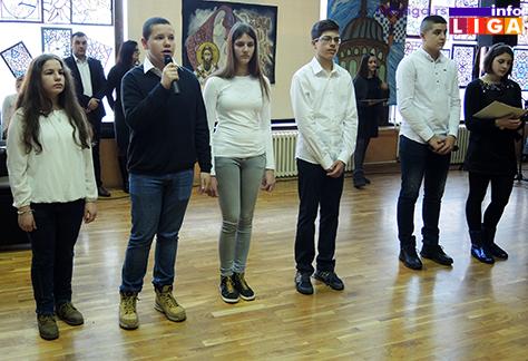 IL-OS-Sv.Sava-recital Školska slava Sveti Sava (VIDEO)