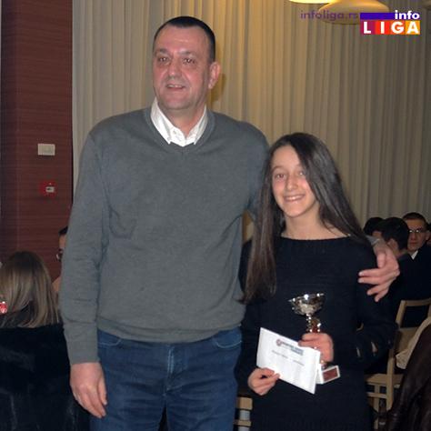 IL-SG-Angelina-Jolovic Izabrani najbolji sportisti Ivanjice