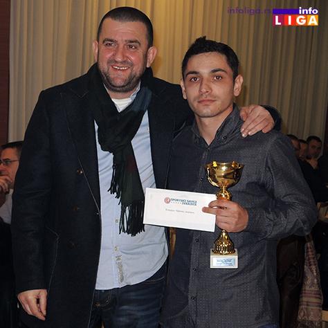 IL-SG-Gligorije-Lisanin Izabrani najbolji sportisti Ivanjice