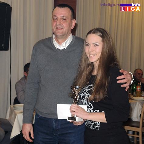 IL-SG-Katarina-Cekerevac Izabrani najbolji sportisti Ivanjice