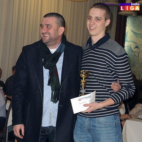 IL-SG-Luka-Mandic Izabrani najbolji sportisti Ivanjice