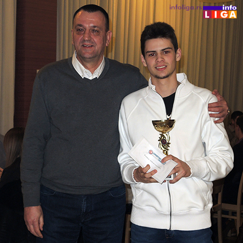 IL-SG-Milan-Vedjic Izabrani najbolji sportisti Ivanjice