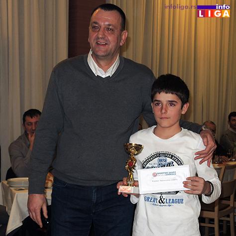 IL-SG-Poledica-Strahinja Izabrani najbolji sportisti Ivanjice
