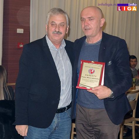 IL-SG-Rasko-Milosavljevic Izabrani najbolji sportisti Ivanjice