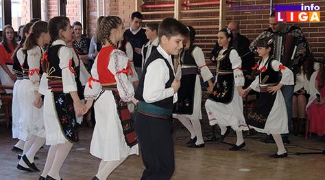 IL-gimnazija-SvSava-folklor Školska slava Sveti Sava (VIDEO)