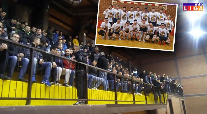 Pobeda KMF Ivanjice za istorijsko finale KUPa
