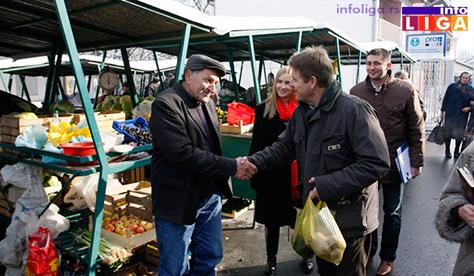 IL-pro-pijaca Evropski PROGRES kroz donacije u Ivanjicu uložio milion evra