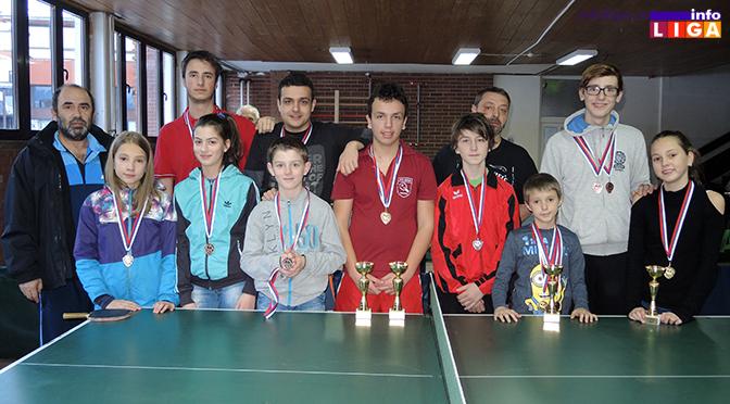 Memorijalni turnir u stonom tenisu