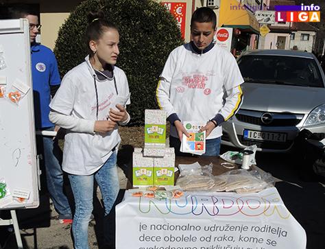IL-Nurdor-akcija-2 U Ivanjici obeležen Svetski dan dece obolele od raka