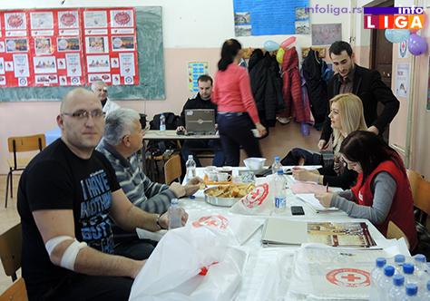 IL-dobr-dav-krvi-sretenje3 155 ljudi učestvovalo u akciji dobrovoljnog davanja krvi