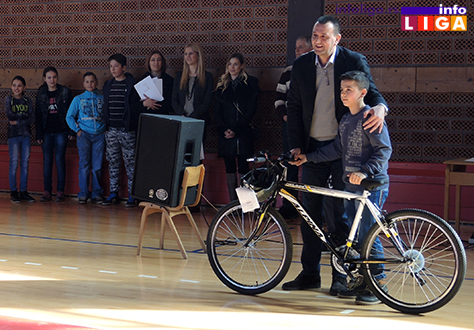 IL-dodela-bicikli Bicikli za najuspešnije učesnike konkursa