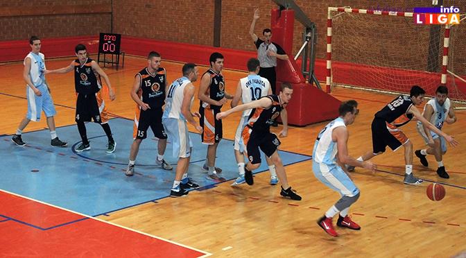 Košarkaši uz podršku navijača na derbi u Zablaće