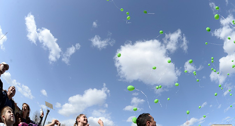 IL-nurdor-baloni-pirot U Ivanjici obeležen Svetski dan dece obolele od raka