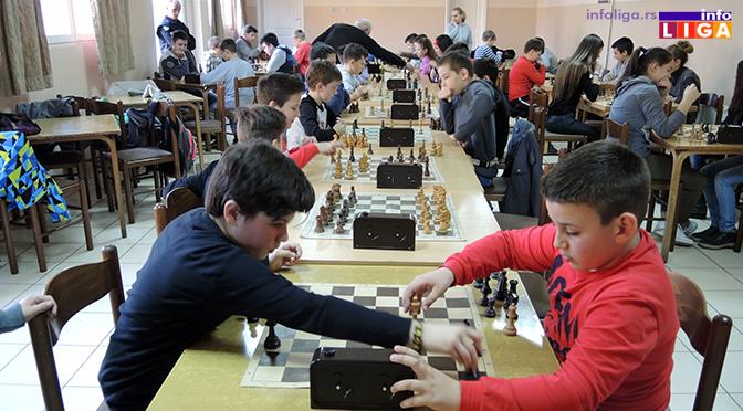 Opštinsko takmičenje u šahu