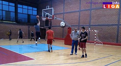 IL-trening-okk Košarkaši putuju u Milanovac