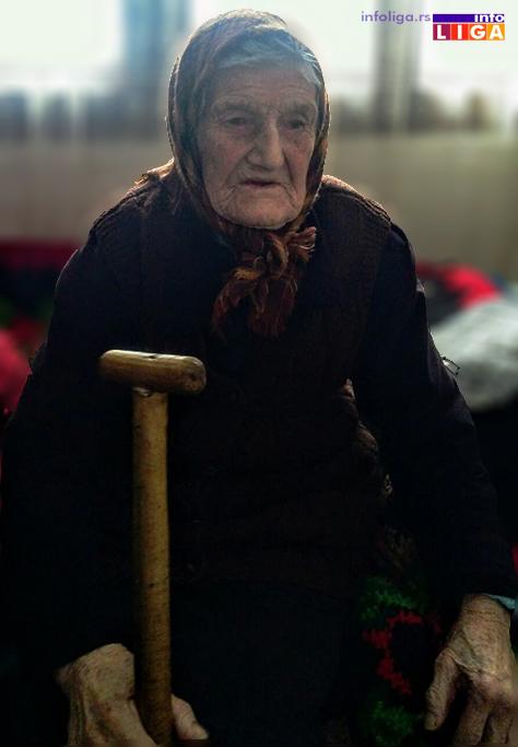 IL-Baka-Mirosanda-Stevanovic-napunila-101-godinu Baka Mirosanda proslavila 101.rođendan