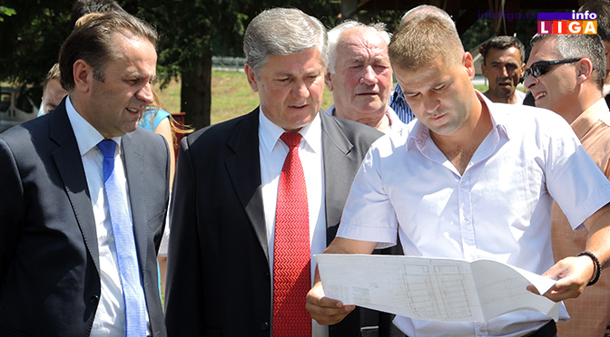 Ljajić otvara Dom trubača u Guči