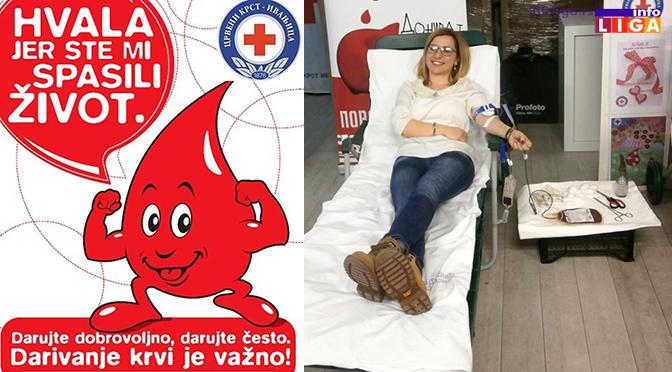 Martovska akcija dobrovoljnog davanja krvi