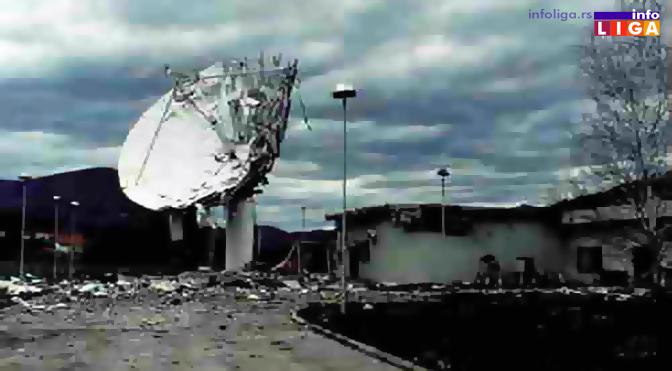 IL-bombardovanje-satelitske-stanice Sećanje na NATO agresiju