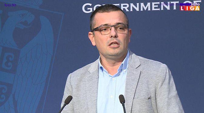 Ministar Nedimović u nedelju u Ivanjici