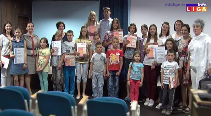 Izabrane najlepše pesme sa konkursa dečije poezije