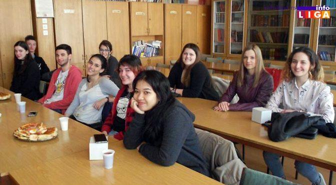 Gimnazija ugostila učenike iz pet zemalja