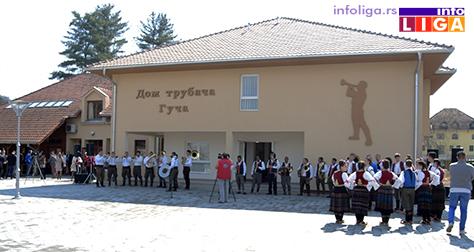 IL-otvaranje-dom-trubaca-guca-ceo ''Vraćanje'' trube i tradicionalnih sadržaja u Guču