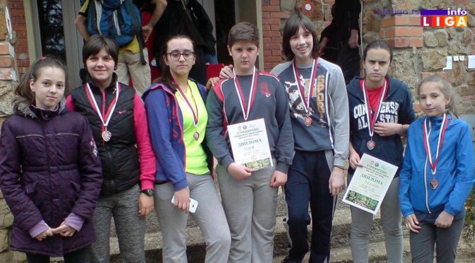 Ivanjički planinari sezonu započeli medaljama