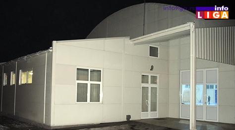 IL-sala-prilike-ulaz Sportska hala u Prilikama dobija savremen sistem grejanja