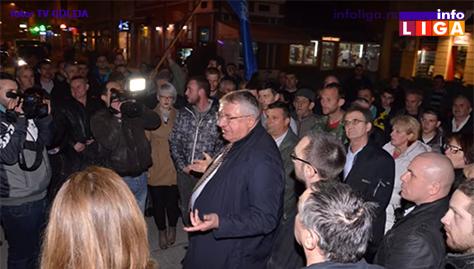 IL-seselj-u-ivanjici Predsednička kampanja u Ivanjici gotovo neprimetna