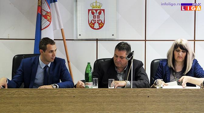 Zakazana deveta sednica lokalnog parlamenta
