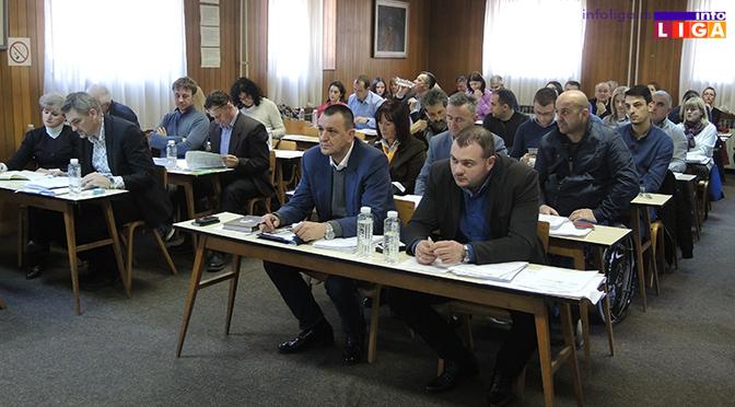 Skupštinsko zasedanje u znaku ekspozea predsednika opštine