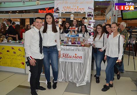 IL-ucenicka-kompanija-guca Pobedila učenička kompanija ''Edukacija uz čaj''