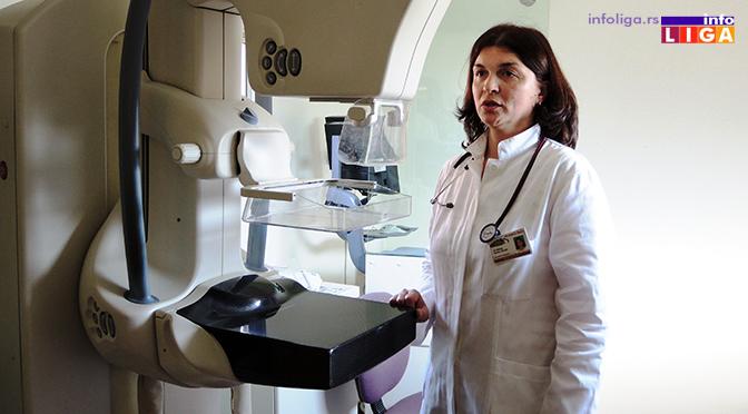 Dobar odziv žena na mamografiju