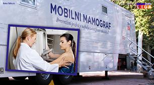 Pokretni mamograf u Ivanjici